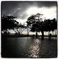 Photo taken at Jardin d'Ivoire - San Pedro by Kris G. on 11/8/2012
