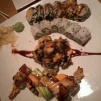 Photo taken at Ichiban Japanese Steakhouse And Sushi Bar by Dana C. on 1/27/2013