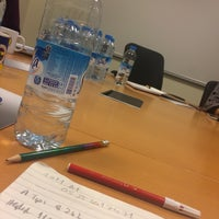 Photo taken at FMAN (Faculty of Management) by Pinar E. on 3/30/2015