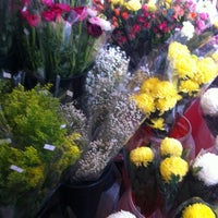 Photo taken at Cheung Kee Florist & Fruit by Christine F. on 12/30/2012