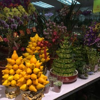 Photo taken at Cheung Kee Florist & Fruit by Christine F. on 1/30/2016