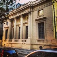 Photo taken at Academia Brasileira de Letras (ABL) by Luis R. on 5/7/2013