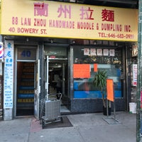 Foto tomada en Lan Zhou Handmade Noodle & Dumpling por Ben H. el 10/18/2017