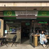 Das Foto wurde bei Tea Master Matcha Cafe and Food von Ben H. am 3/9/2018 aufgenommen