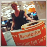 Das Foto wurde bei Eventbrite HQ von Bernie J Mitchell am 4/23/2013 aufgenommen