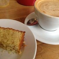 Photo taken at Thatcher's Coffee by Brandie K. on 5/19/2013