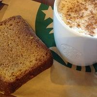 Photo taken at Starbucks by Brandie K. on 9/30/2012