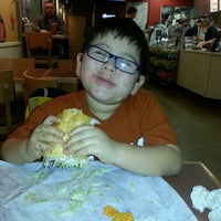 Photo taken at Jersey Mike's Subs by Pablo N. on 1/9/2014