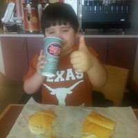 Photo taken at Jersey Mike's Subs by Pablo N. on 4/10/2014