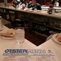 Photo taken at Grand Central Oyster Bar by Russell H. on 12/24/2012