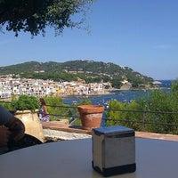 Foto tirada no(a) Hotel Sant Roc por BlueNoreen em 9/15/2012