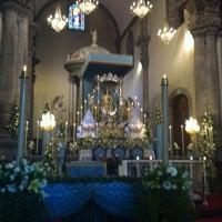 Foto tomada en Iglesia Matriz de Ntra. Sra. de La Concepcion por Domingo A. el 12/8/2012