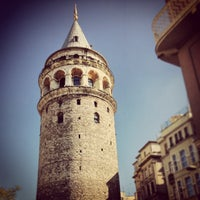 Photo prise au Tour de Galata par Renato G. le7/5/2013