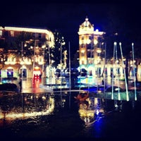 Снимок сделан в Площадь Фонтанов пользователем Валерия💡 С. 11/2/2012