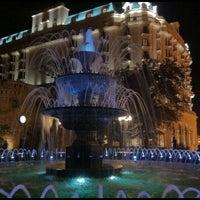 Снимок сделан в Four Seasons Hotel Baku пользователем Валерия💡 С. 11/3/2012