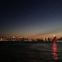 Photo taken at Pier 57 by Pernilla N. on 9/20/2013