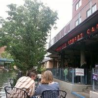 Photo taken at Jazmo'z Bourbon St. Cafe by Thom L. on 9/15/2012