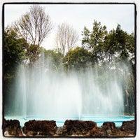 Photo taken at Parque de los Venados by Eduardo C. on 10/21/2012