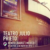 Foto tomada en Teatro Julio Prieto por Eduardo C. el 5/5/2013