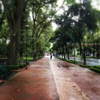 Photo taken at Parque de los Venados by Eduardo C. on 9/17/2013