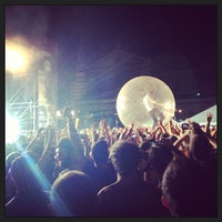 Photo taken at Pop Circus Festival by Felice G. on 7/9/2013