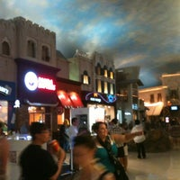 Photo taken at Miracle Mile Shops by Remo H. on 9/28/2012