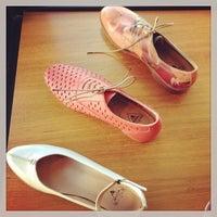 Photo taken at John Fluevog Shoes by AliShops on 2/7/2014