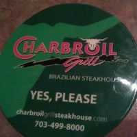 Photo taken at The Charbroil Grill by Justin K. on 9/15/2012