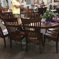 Photo taken at Blue Gate Restaurant & Bakery by Marsha S. on 6/5/2017
