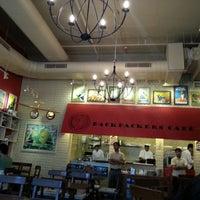 รูปภาพถ่ายที่ Backpackers cafe, Elante โดย Harjeet G. เมื่อ 4/14/2013