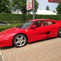 Photo taken at Museo Ferrari by Katerina M. on 5/4/2013