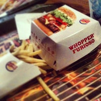 Photo taken at Burger King by Pedro A. on 2/17/2013