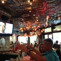 Photo taken at Rocco's Tacos and Tequila Bar by Mike E. on 10/15/2012
