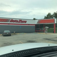 Photo taken at AutoZone by Michael on 8/11/2017