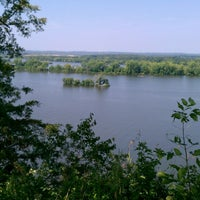 Photo taken at Schaar's Bluff, Spring Lake Park Reserve by Paul on 9/7/2013