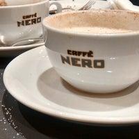 Photo taken at Caffè Nero by Daniel A. on 1/10/2014