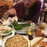 Photo taken at Minh Hiên - Quán Chay (Vegetarian) by John W. on 3/13/2017