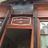 Photo taken at Café Sládkovič by Princess Consuela B. on 9/15/2017