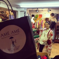 Photo taken at Amé Amé by Pab Q. on 4/24/2015