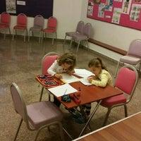 Photo taken at Özel Ataşehir Adıgüzel Güzel Sanatlar Lisesi by Cigdem Ç. on 10/11/2014
