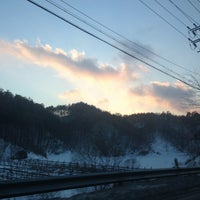Photo taken at Alpensia Resort Ski Area by Melissa L. on 1/5/2013
