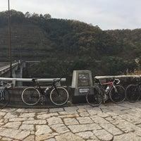 Photo taken at 八塔寺川ダム by saku321 on 11/13/2016