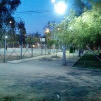 Photo taken at Plaza Capitan Avalos by Alvaro A. on 11/28/2013