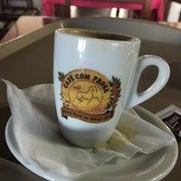 Photo taken at Café com Prosa by Ariane S. on 8/26/2016
