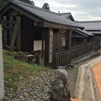 Photo taken at 熊川宿 by 鈴木 尚. on 8/19/2016