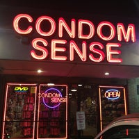 Photo taken at Condom Sense by Lindsey T. on 7/8/2013