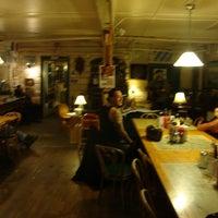Photo taken at Talkeetna Roadhouse by Loveland L. on 1/15/2013