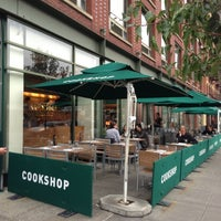 Photo taken at Cookshop by Karen C. on 10/25/2012