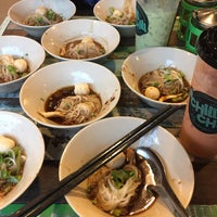 Photo taken at Boat Noodle by Syaza S. on 8/5/2017