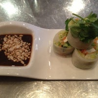 Photo taken at EAT = Authentic Thai Kitchen by Alex A. on 12/21/2012